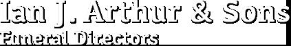 Ian J. Arthur Funeral Directors