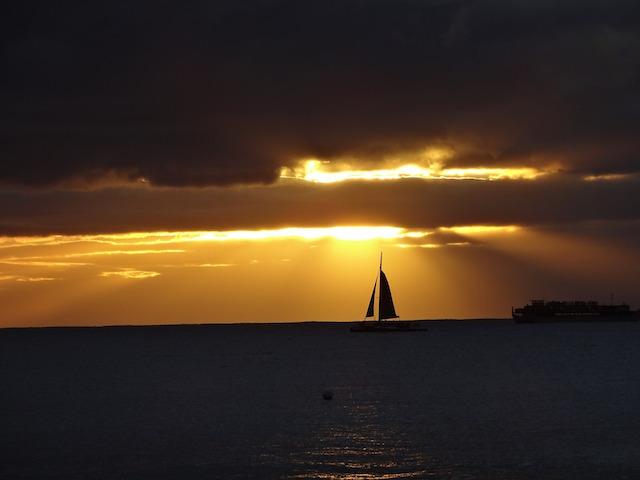 Sunset / Rise 5