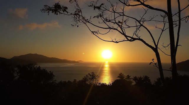 Sunset / Rise 7